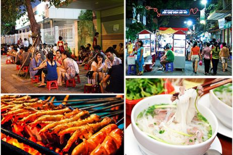 Experience Hanoi Weekend Night Market