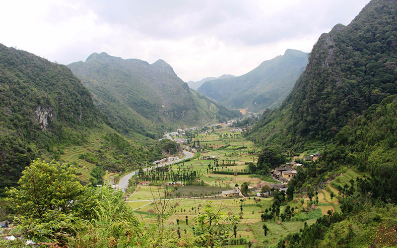 Ha Giang motorbike travel tour